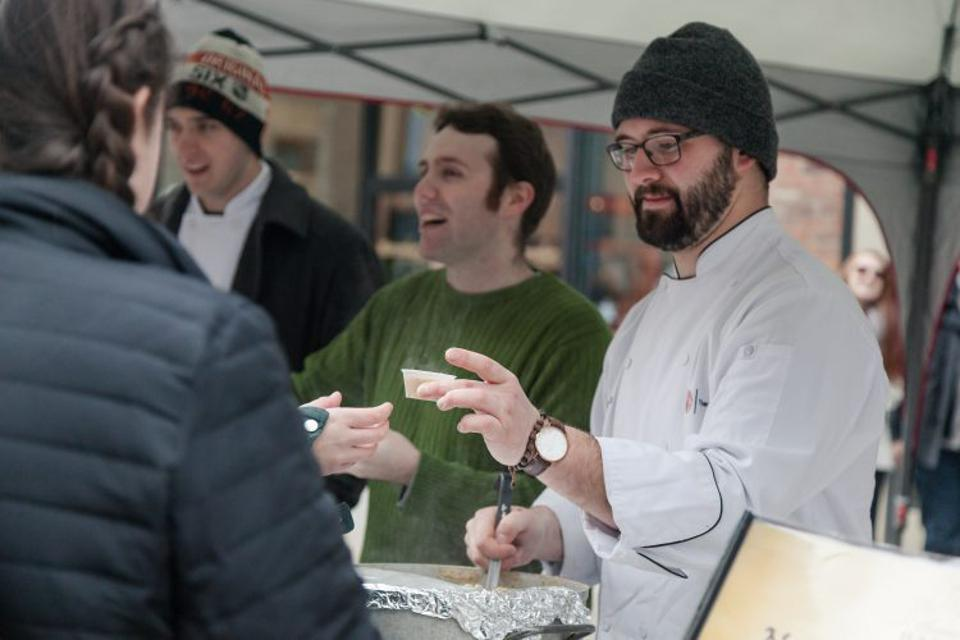 21st Annual Chili Cook-off presented by Tompkins Trust Company Downtown Ithaca — Destinations of New York State