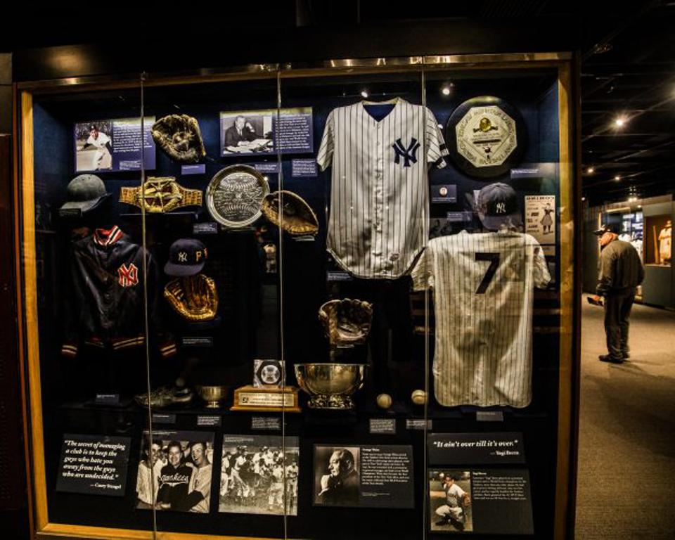 Baseball In Cooperstown- Inducting The Greats