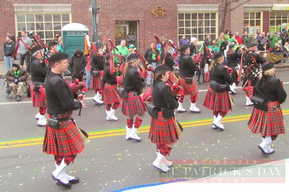 The Best Of St Patrick's Day New York