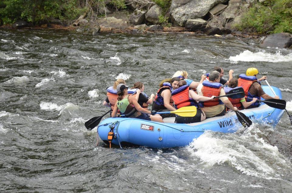 The outdoors in Saratoga County is a great way to socially distance and have fun
