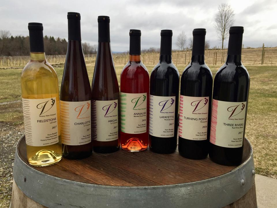 14 Upstate New York Wineries